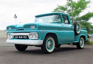 1960 Gmc 1  2 Ton Pickup For Sale  8197