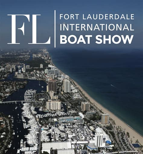 annual fort lauderdale international boat show