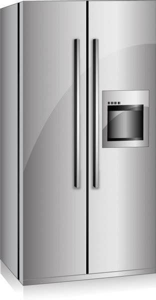 Refrigerator vector free vector download (50 Free vector