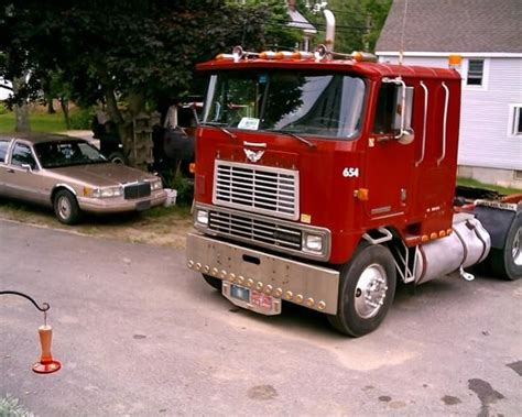 International Eagle Trucks Cabovers