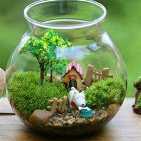 Garden Decoration Artificial Plants by 2019 New Micro Landscape Decoration Diy Mini Garden