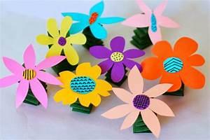 Blumen Basteln Fensterdeko : aus fr hlingsblumen basteln sie herrliche deko f r ihr zuhause ~ Markanthonyermac.com Haus und Dekorationen