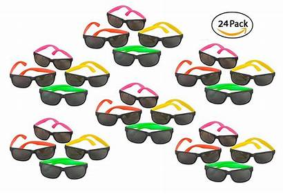 Party Favors Neon Sunglasses Pack Toys Gift