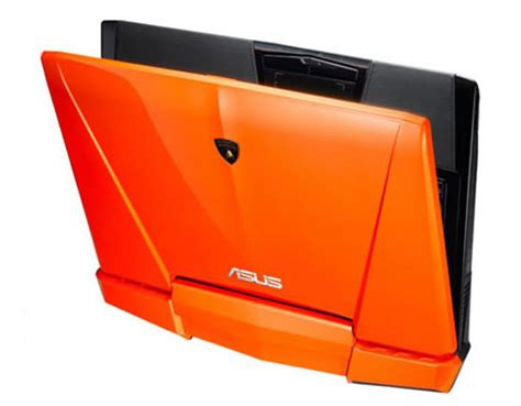 asus automobili lamborghini vx notebook revamped  impress