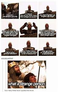 Monty Python th... Holy Funny Quotes