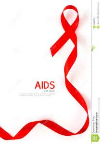 Red Ribbon HIV AIDS Awareness