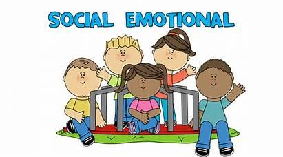 Clip Social Kindergarten Education Development Cliparts Emotional