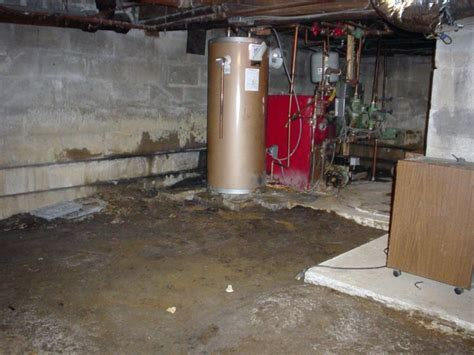 Concrete Basement Flooring and Repair in Bangor, Portland