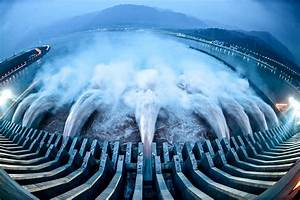 The Thirst For Power  Hydroelectricity In A Water Crisis