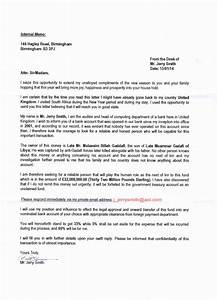 FileScam letter posted within South Africa jpg  Wikimedia mons