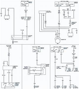 Voltage Regulator Wiring Diagram 1968 Chevy Camaro