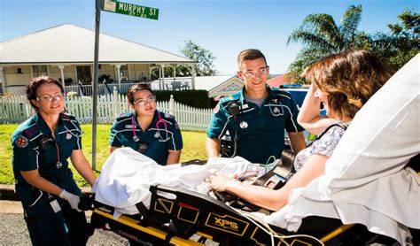queensland ambulance service launches digital system