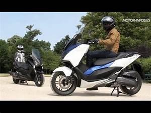 Yamaha X Max 125 : comparatif honda forza 125 vs yamaha x max 125 youtube ~ Kayakingforconservation.com Haus und Dekorationen