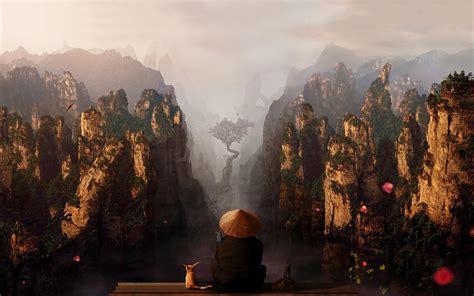 Asian Anime Wallpaper - asian landscape wallpaper 62 images