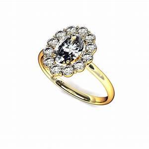 bague marguerite neo diamant et or jaune lery With bague or