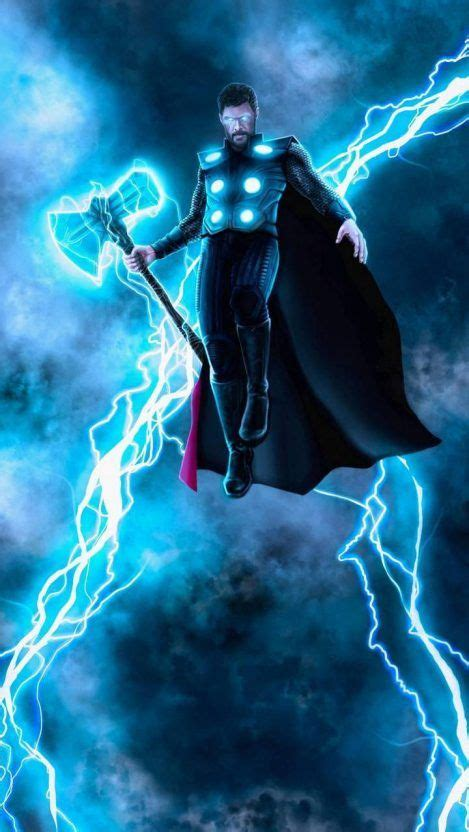mighty thor iphone wallpaper thor wallpaper marvel