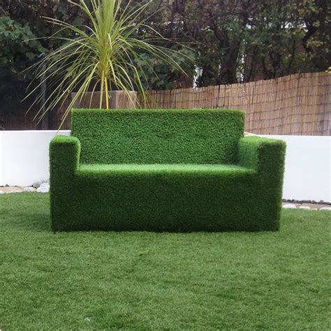 hello poppy artificial grass furniture