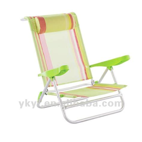 siege plage pliable foldable low seat folding chair chaise de cing id