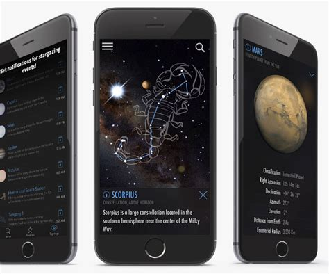 skyview free for android 7 apps for identifying things in the woods garden or sky