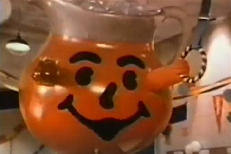 Oh Yeah! This Was Kool-aid Man Back In The Day