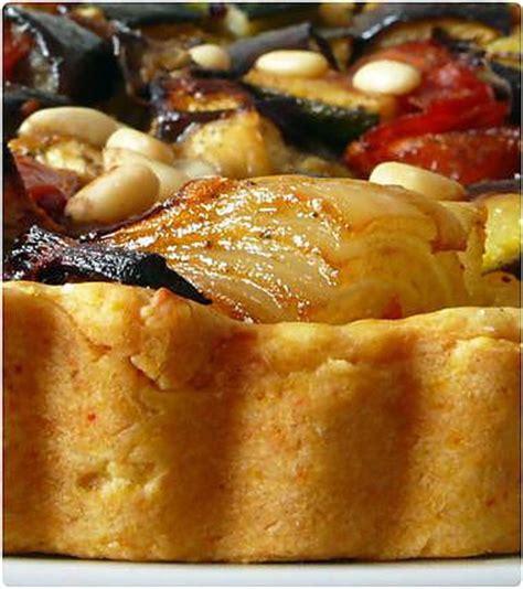 recette de tarte aux l 233 gumes aigre doux sur p 226 te sabl 233 e au