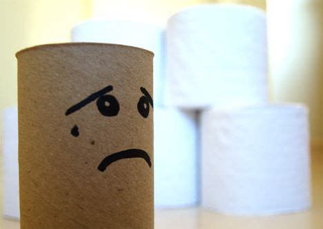 toilet paper companies one toilet paper company decides to ditch the tube