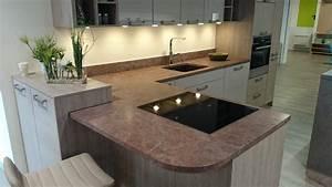 Plan De Travail Cuisine Granit : plan de travail en granit plan de travail cuisine n mes ~ Dallasstarsshop.com Idées de Décoration