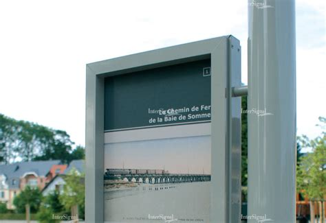 mat駻iel de bureau intersignal signalétique produits et techniques pour la signalétique touristique