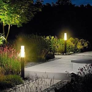 eclairage exterieur moderne pour votre jardin en quelques With eclairage allee de jardin