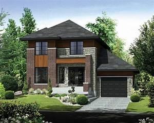 Style De Maison : cette maison tage affiche un style contemporain avec ~ Dallasstarsshop.com Idées de Décoration