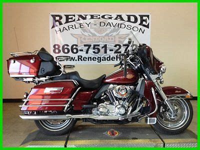 Renegade Harley Davidson Alexandria La by 2008 Harley Davidson Electra Glide Standard Motorcycles