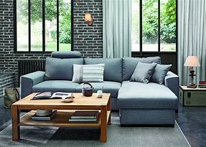 Comment choisir son canape convertible marie claire maison for Tapis kilim avec canape cuir et fauteuil