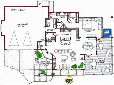 sustainable modern house plans modern green home design