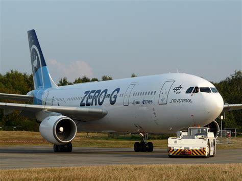 Airbus A300 Zero-g