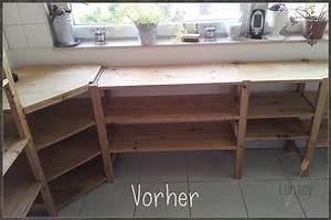 Küche Selber Bauen Holz : wohlige momente k che vorher nachher ~ Lizthompson.info Haus und Dekorationen