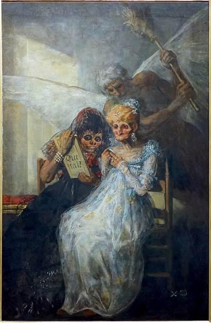 Goya Vieilles