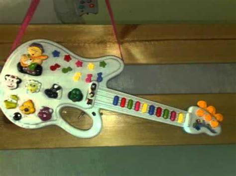 Circuit Bending Toy Guitar Youtube