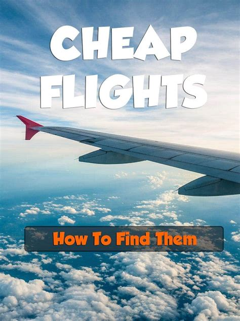 Find cheap flights, hotels & cars for rent from over 1,200 travel providers. How To Find The Cheapest Flights Possible