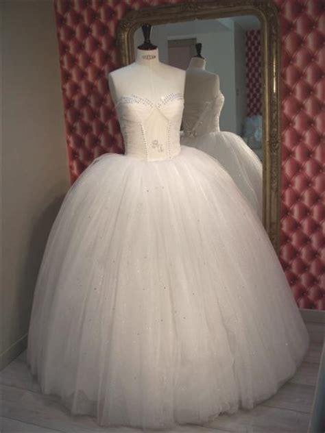 robe de mariã e cendrillon robe de mariée style cendrillon