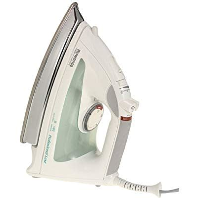 rowenta steam iron with water tank rowenta professional luxe deluxe steam iron dm 880 ebay