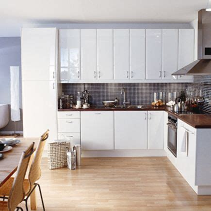 Ikea Kitchen Cabinets High by Kitchen Compare Ikea Abstrakt High Gloss White
