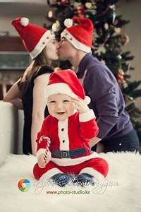 25 more cute Family Christmas picture ideas I like this