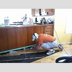 Pageau Renovation 2010 Day 022 Claude Cutting Flooring