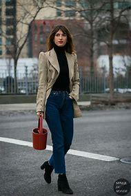 Fall Fashion Street-Style
