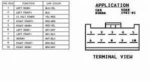 2003 Honda Civic Radio Wiring Diagram Download