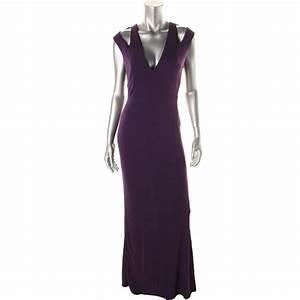 abs by allen schwartz 5166 womens sleeveless prom evening With abs evening dresses
