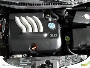 2003 Volkswagen New Beetle Gls Coupe 2 0 Liter Sohc 8