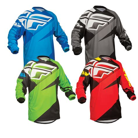 Fly Racing 2014 Youth F 16 Motocross Jersey Junior