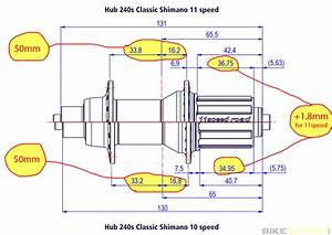 11-speed Road Bike Hubs Versus 10-speed