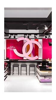 Chanel Fragrance & Beauty Boutique opens with Hudson in ...